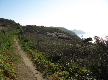 From La Corbiere towards Le Bigard